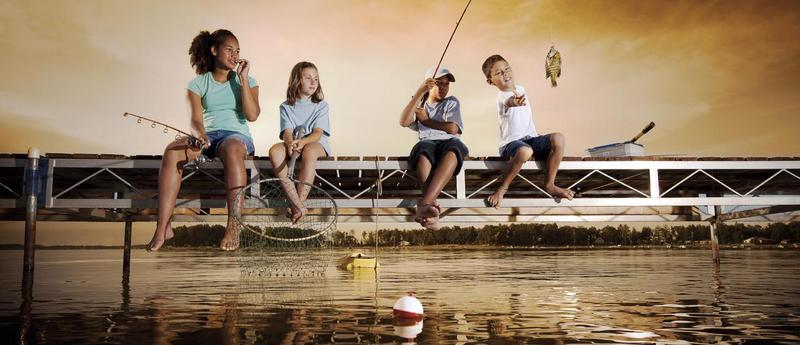 kids fishing foundation main banner image