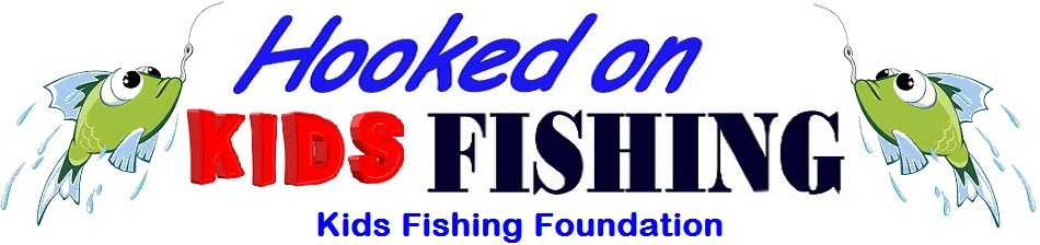 kids hooked on fishing kids fishing foundation